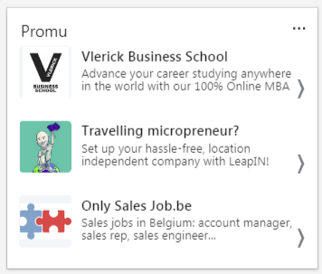 referencement linkedin ads